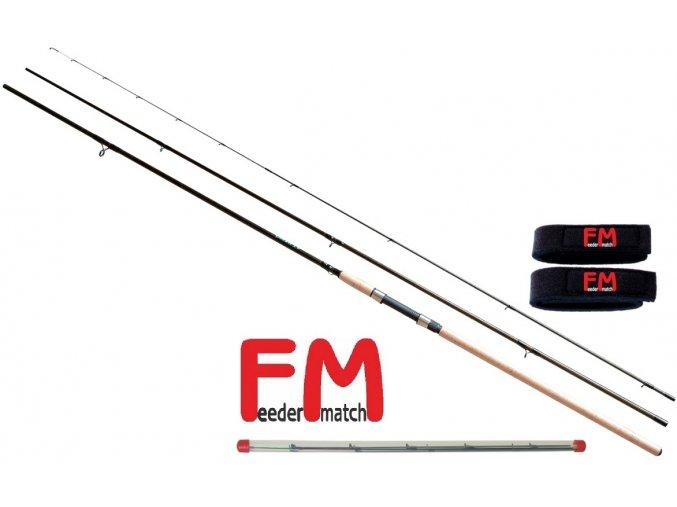 Prut Feeder Match Altiva Feeder 360, 390 + neoprenové pásky