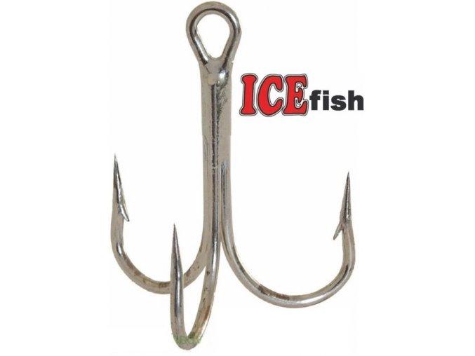 Trojháček na moře ICE Fish PS