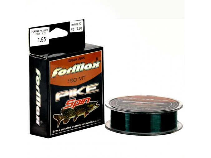 Vlasec Formax Pike Spin 300 m