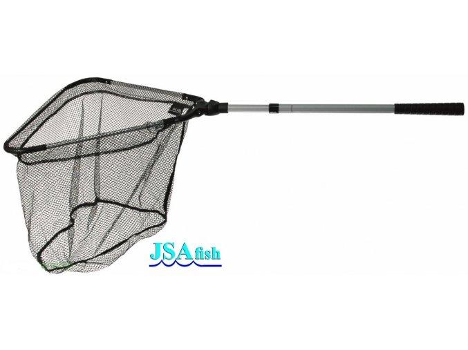 Podběrák JSA Fish 90505 dvojdílný 150 cm/50 x 50 cm