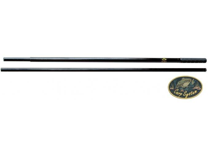 Podběráková tyč Carp System 180 cm dvoudílná