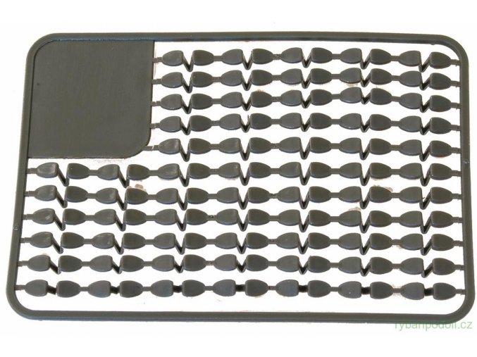 Carp System zarážky na pelety malé 134 ks