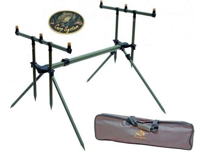 Rod Pod Carp System C.S. + hlásiče a swingery zdarma
