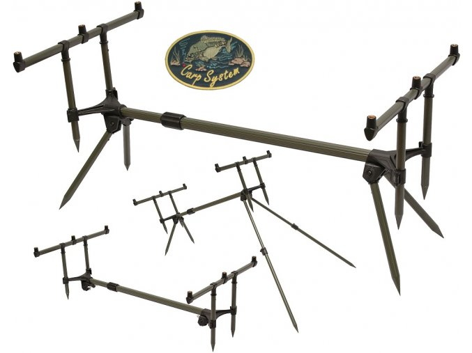 Rod Pod Carp System FIX
