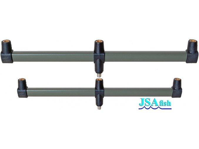 JSA Fish hrazdy na 3 pruty 40+35 cm set 2 ks