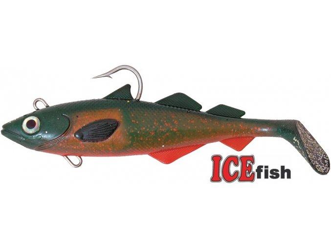 Umělá nástraha na moře ICE Fish SEI Keler CH 22 cm/365 g