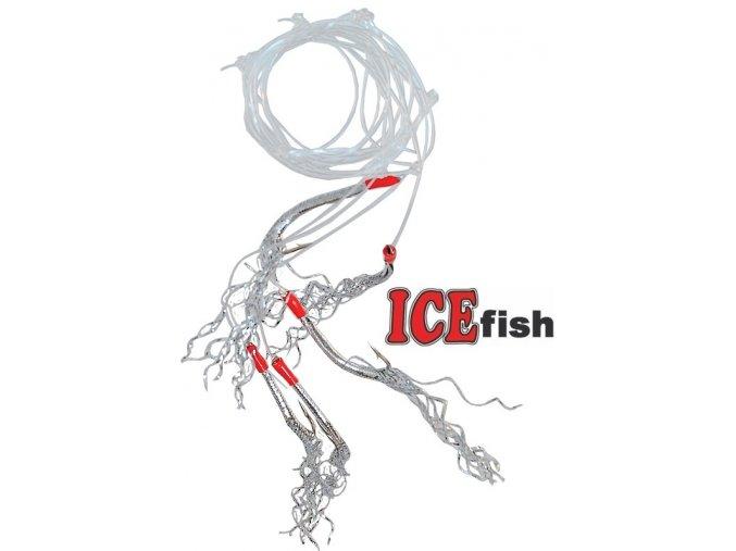 Makrelový návazec ICE Fish strong - 5 ks