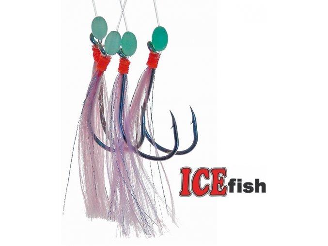 Návazec pro mořský rybolov ICE Fish třásně C