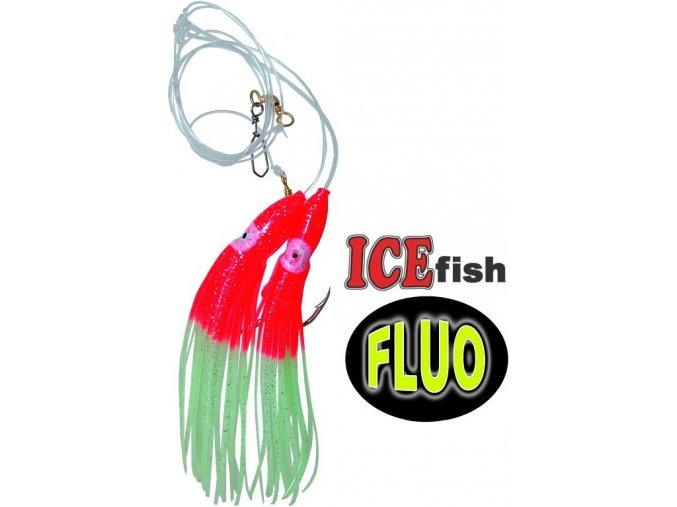Návazec pro mořský rybolov ICE Fish chobotnice RF