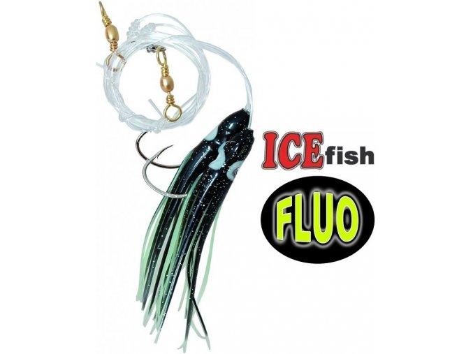 Návazec pro mořský rybolov ICE Fish chobotnice BF