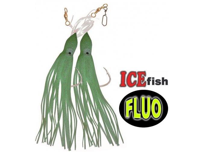 Návazec pro mořský rybolov ICE Fish chobotnice F