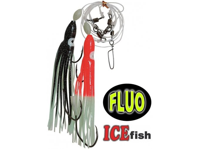 ICE Fish mořský mníkový návazec 2