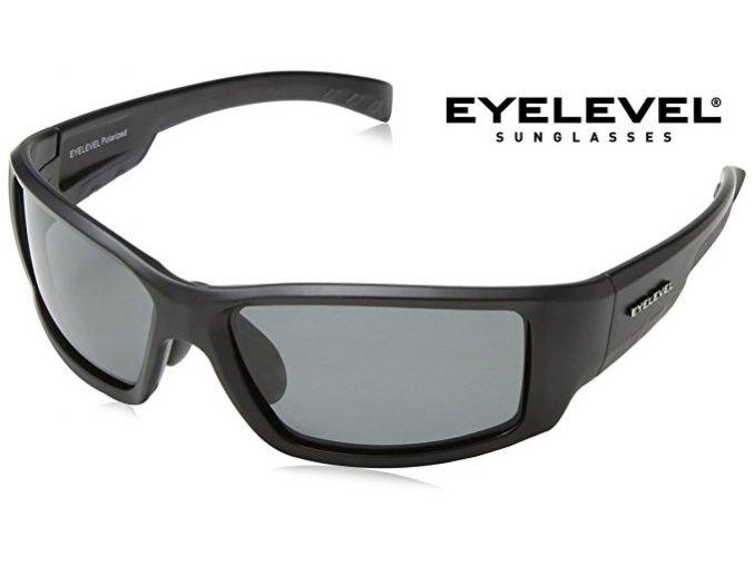Eyelevel polarizační brýle Rapide černé + pouzdro na brýle
