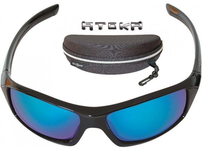 Atoka polarizační brýle 2 + pouzdro na brýle