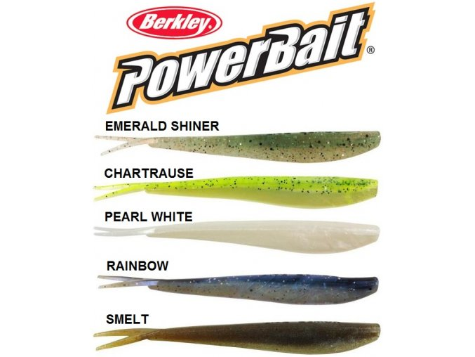 Berkley PowerBait Original Minnow smáček 10 cm