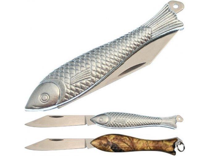 Nůž rybička Albastar Fish