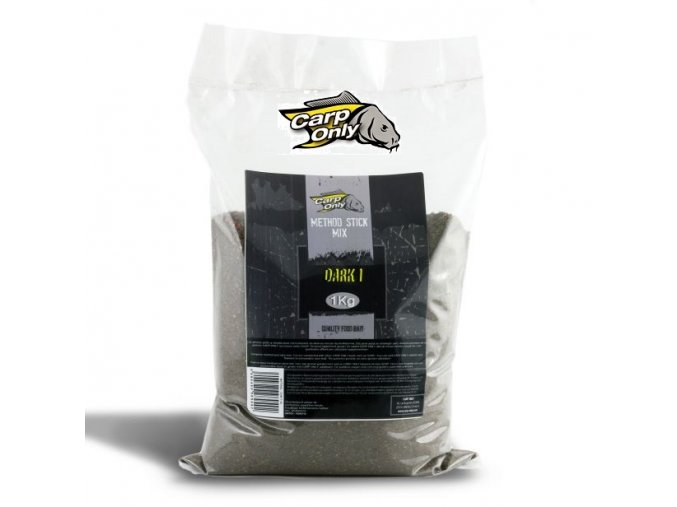 Krmítková směs Carp Only Method Stick Mix Dark - 1 kg