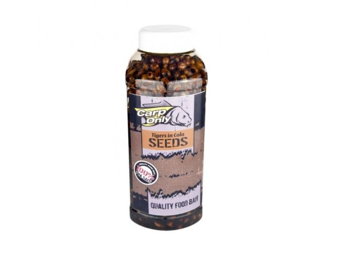 Tygří ořech Carp Only Tigers in Cola Seeds - 1,8 L
