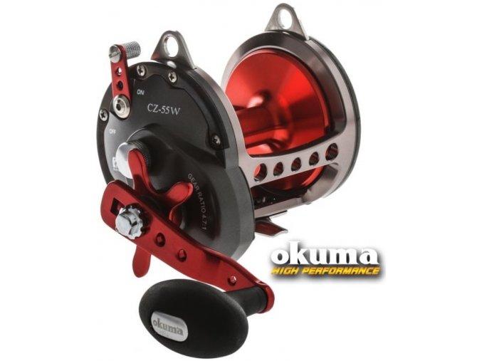 Multiplikátor Okuma Cortez CZ 55W