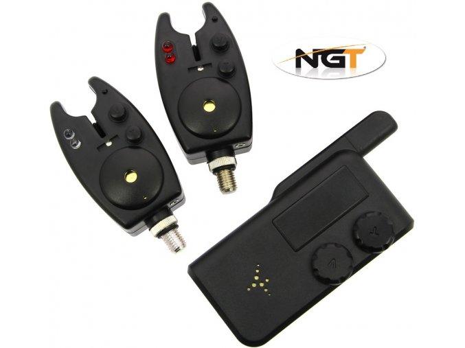NGT sada hlásičů 2+1 GLW Black