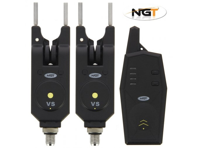 NGT set hlásičů 2+1 VS 4X Snag Bars
