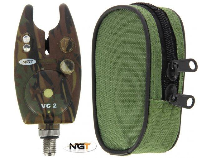 NGT hlásič Camo Bite Alarm VC-2