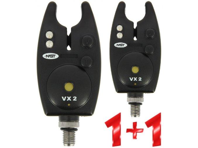 NGT signalizátor záběru Bite Alarm VX-2 - AKCE 1+1