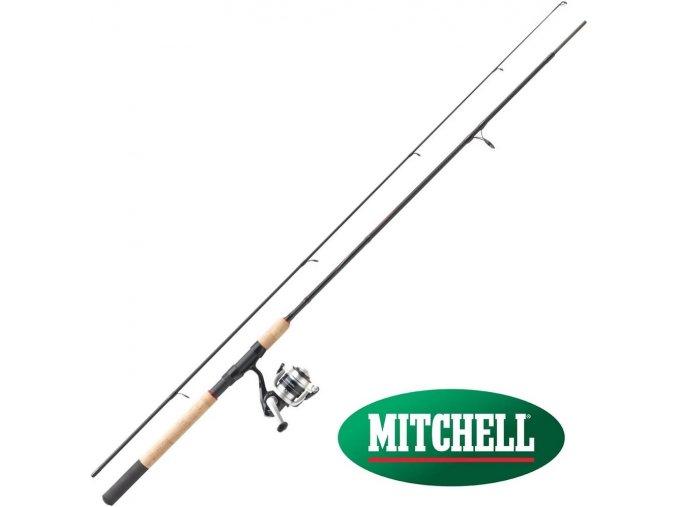 Prut Mitchell Tanager R Spin 2,40 m/10-40 g + naviják 30 FD