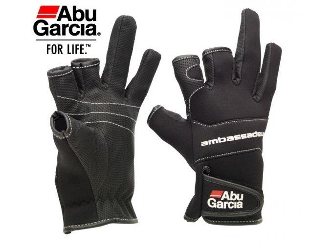 Neoprénové rukavice Abu Garcia Ambassadeur