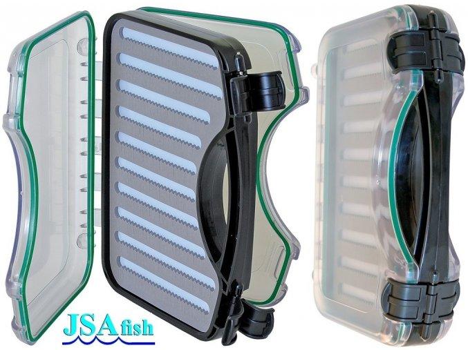 JSA Fish muškařská krabička na streamery 52 - 280 x 206 x 60 mm