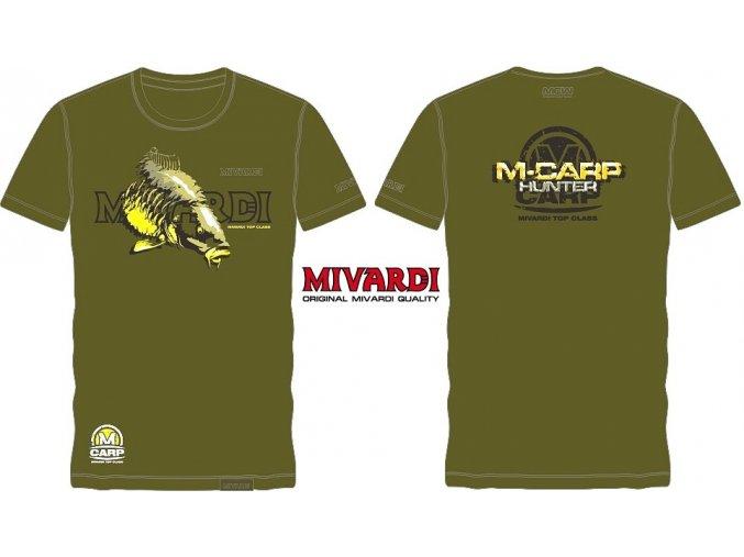 Mivardi rybářské tričko MCW Hunter