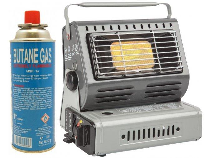 JAF Capture topení do bivaku Warmy 70100