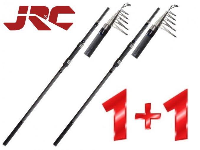 Prut JRC Contact LR Tele 3,60 m/3,00 lb - AKCE 1+1