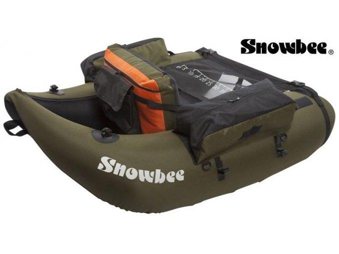 Belly Boat SNOWBEE Float Tube Kit