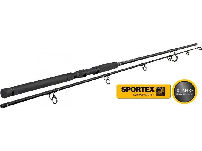 Prut Sportex Jolokia Pilk Black Edition