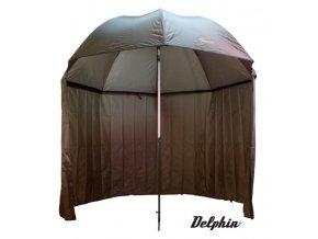 Delphin deštník s prodlouženou bočnicí 250 cm