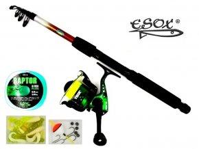 Esox dětský rybářský set Linea