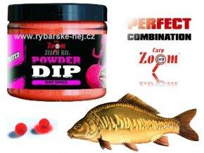 Carp Zoom práškový dip Powder 85 g