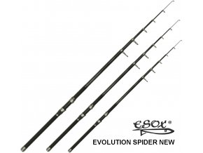 Prut Esox Evolution Spider NEW (2018) 210, 240, 270, 280, 330, 360 cm