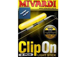 Mivardi chemické světla ClipOn - 2 ks
