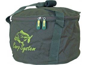 Carp System taška na krmení s víkem C.S. 4058