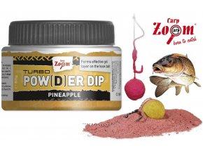 Carp Zoom práškový Turbo Powder dip 80 g