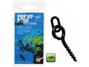 Giants Fishing kolíček s očkem Pop Up Pegs with Bait Rings - 10 ks