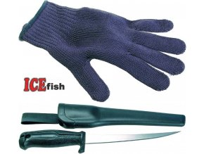 Filetovací sada ICE Fish Standart