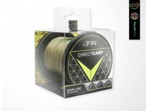 Pletená šnůra FIN Direct Carp MAIN LINE 1 m