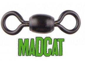 Obratlík Mad Cat Power Swivels Snap 140 kg