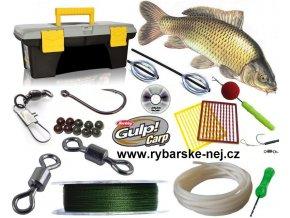 Rybářské potřeby - sada pro rybáře na kapry