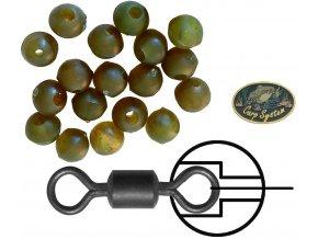 Carp System gumové kuličky T 20 ks