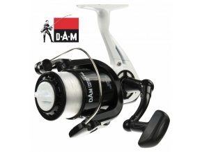 Naviják DAM Quick Fighter Pro 120, 130, 140 FD With Line