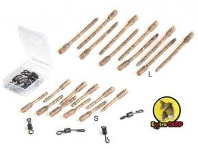 Extra Carp Anti Tangle & Quick Change Swivel - 10 ks